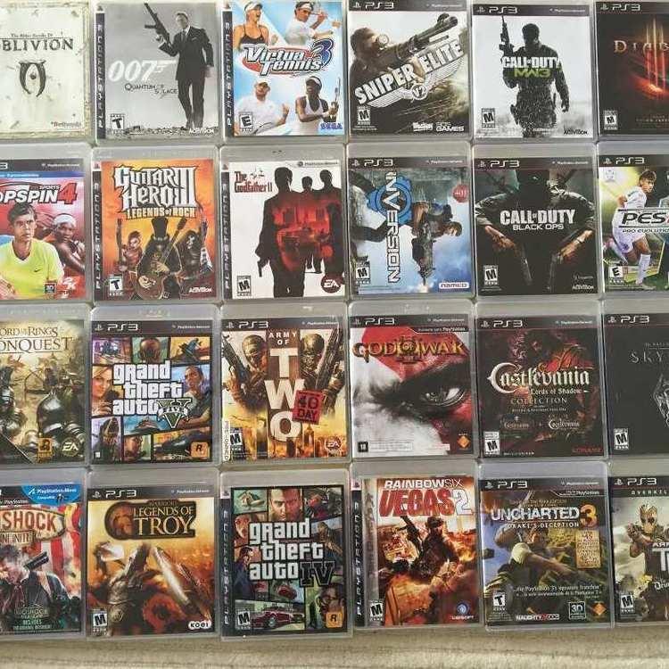 Thumb jogos ps3 semi novos pes gta godofwar3 oblivion 007etc d nq np 875011 mlb20448260679 102015 f