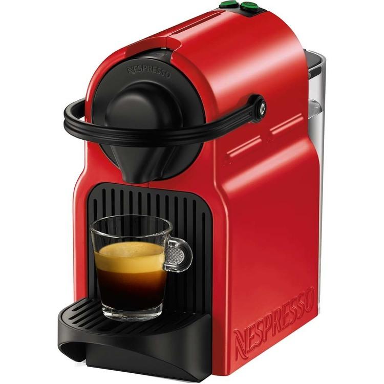 Thumb cafeteira nespresso inissia preparo de espresso e longo 19 bar de pressao  e2 80 93 vermelha 3050767