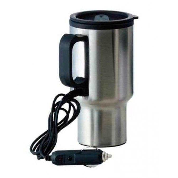 Thumb caneca eletrica inox termica aquecedora 450ml casa cozinha d nq np 14675 mlb3983810618 032013 o
