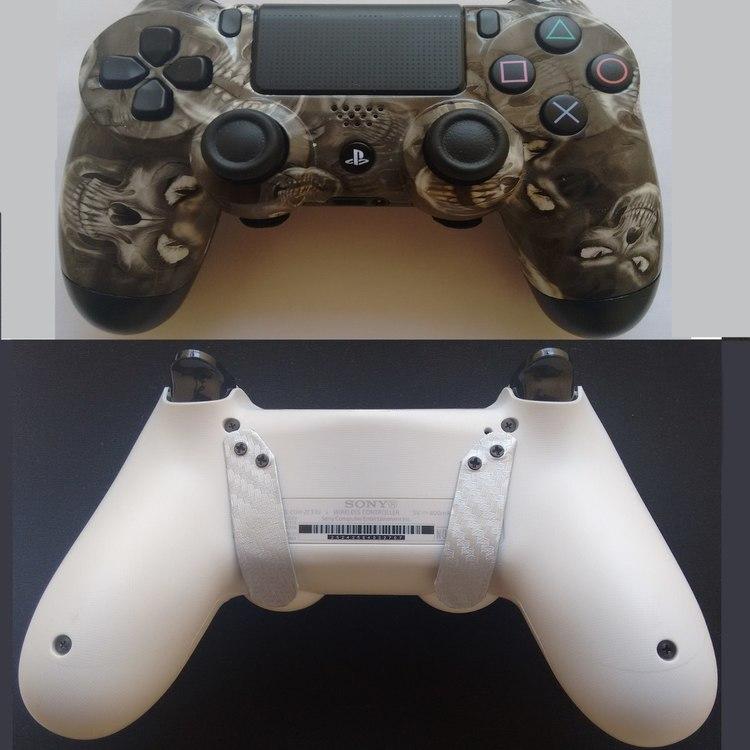 Thumb controle ps4 estilo scuf competico personalizado paddles d nq np 653901 mlb20422019595 092015 f