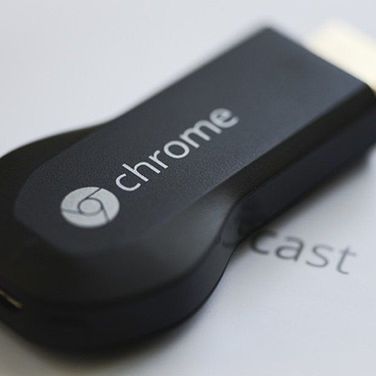 Thumb chromecast