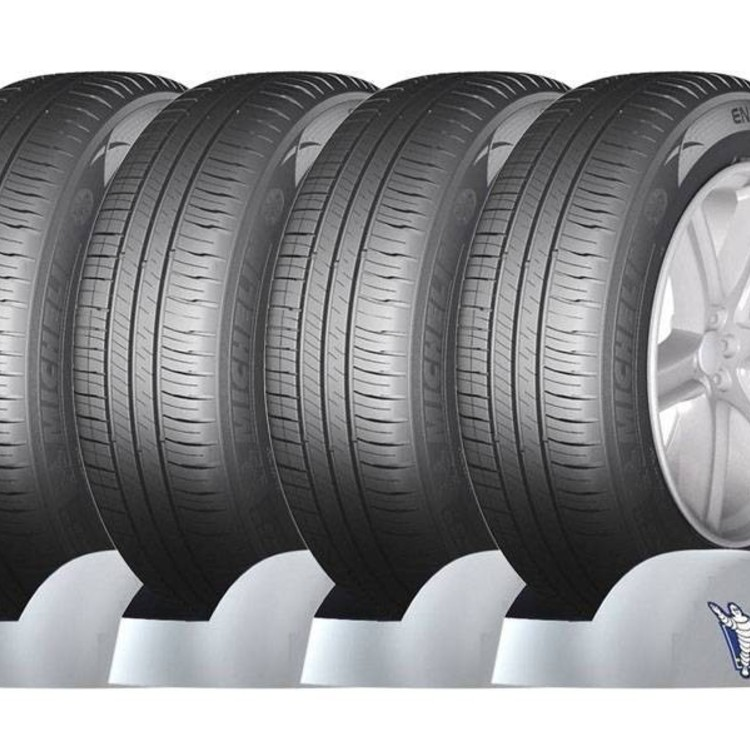Thumb kit 4 pneus aro 15 michelin 195 55 r15 85venergy xm2 green x 209349300