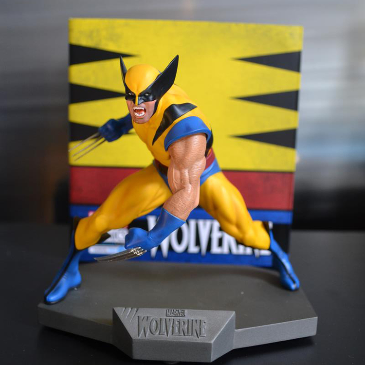 Thumb iron studios toy review art scale wolverine review 8