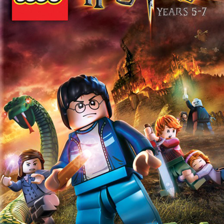 Thumb lego harry potter years 5 7 psp