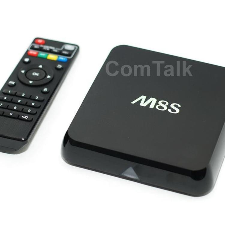 Thumb ott android tv box m8s s812 4k iptv player 2g ram 8g flash wifi comtalk 1504 24 comtalk 20