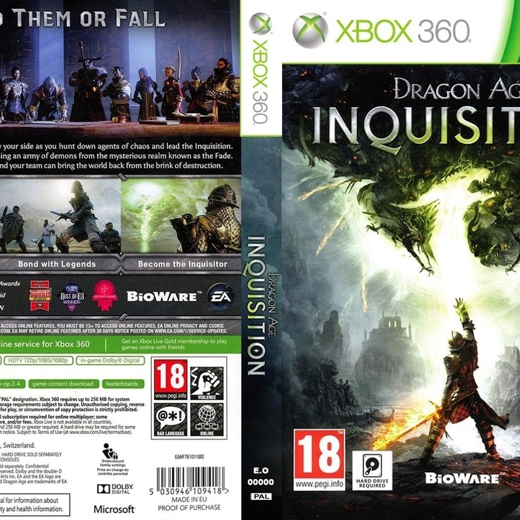 Thumb dragon age inquisition   xbox 360