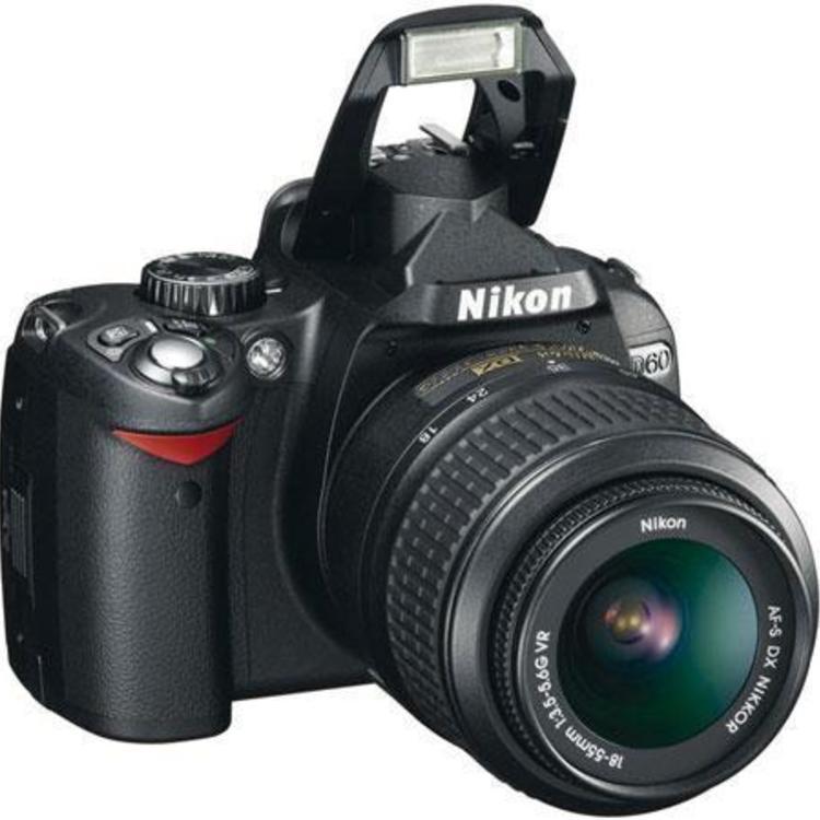 Thumb 1289136996 135371486 1 fotos de maquina fotografica nikon d60 sd bolsa tripe 1289136996