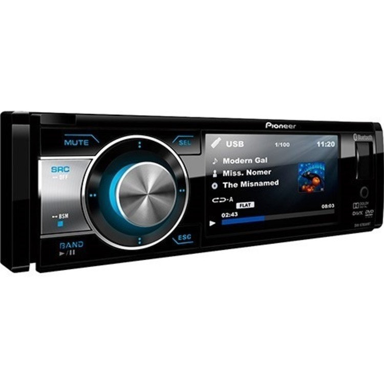 Thumb dvd automotivo 1 din pioneer usb bluetooth 35 dvh 8880avbt d nq np 434111 mlb20476329309 112015 f