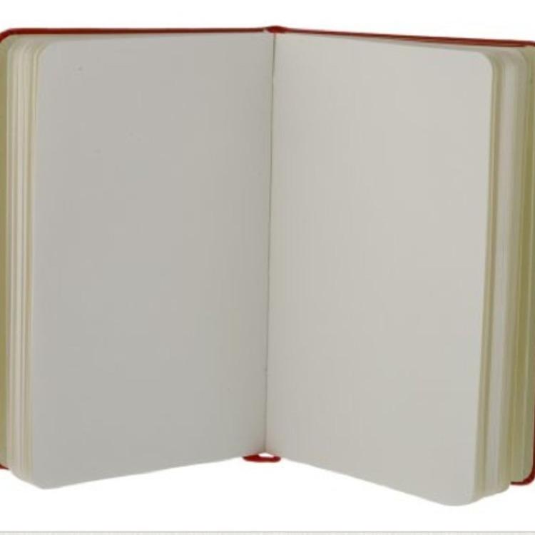 Thumb caderno tipo moleskine 14x21 sem pauta cor vermelho d nq np 853201 mlb20303551437 052015 f