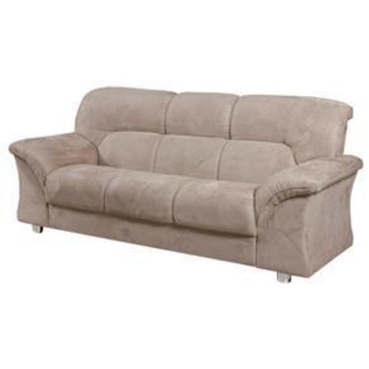 Thumb sofa 3 lugares hellen istambul em tecido suede 4922912