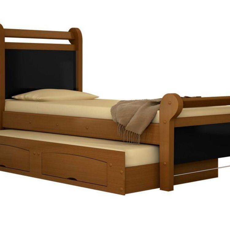 Thumb cama de solteiro com gavetas 9